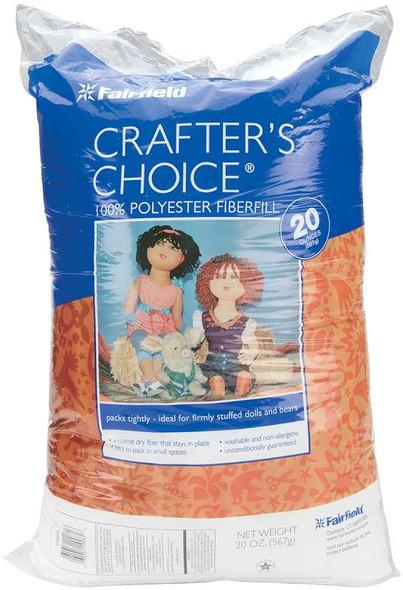 Crafter's Choice Polyester Fiberfill 20oz FOB: MI