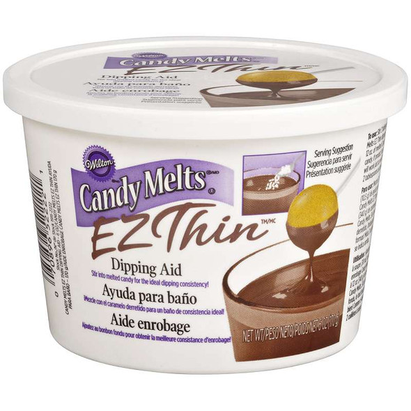 Candy Melts 6oz EZ Thin