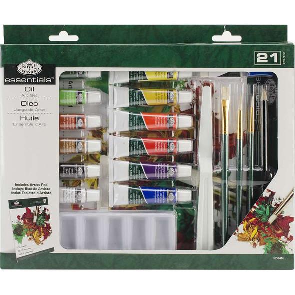 Essentials Art Set Oil Painting