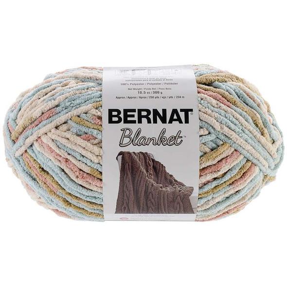 Bernat Blanket Big Ball Yarn Sailors Delight