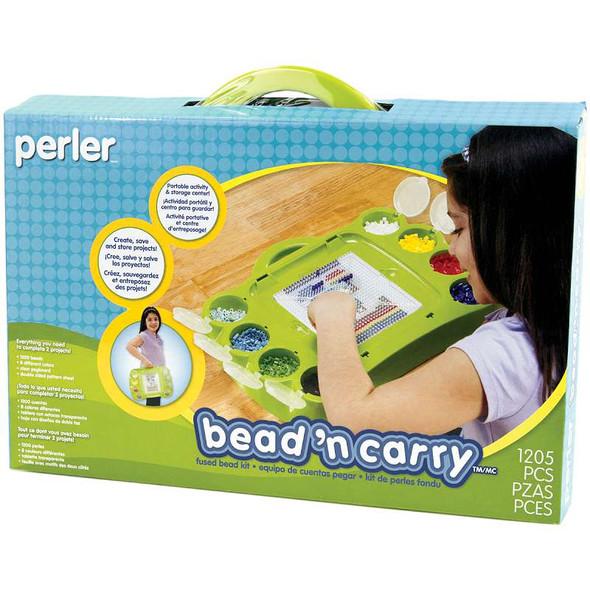 Perler Bead 'n Carry Fused Bead Kit
