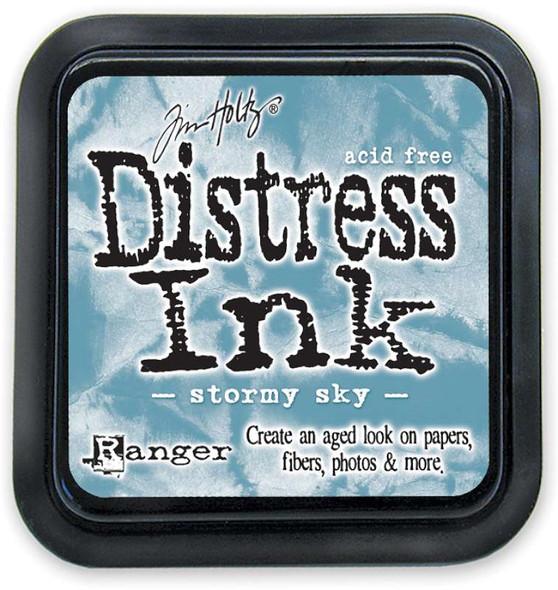 Distress Ink Pad Stormy Sky