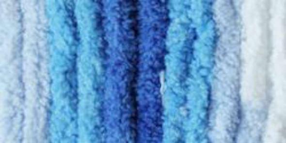 Bernat Blanket Brights Yarn Waterslide Variegated