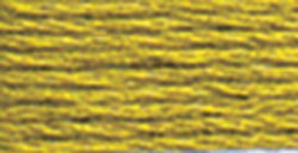 DMC Pearl Cotton Skein Size 5 27.3yd Medium Olive Green