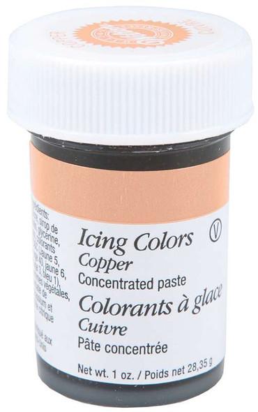 Icing Colors 1oz Copper