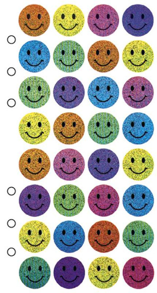 Sticko Stickers Happy Faces