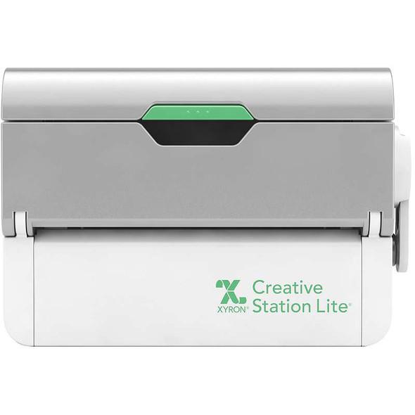 """Xyron Creative Station Lite 5"""" Machine White/Silver"""