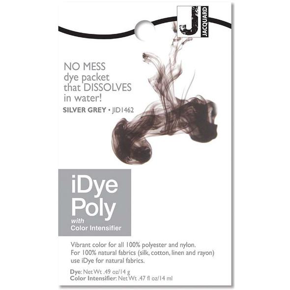 Jacquard iPoly Fabric Dye 14g Silver Grey