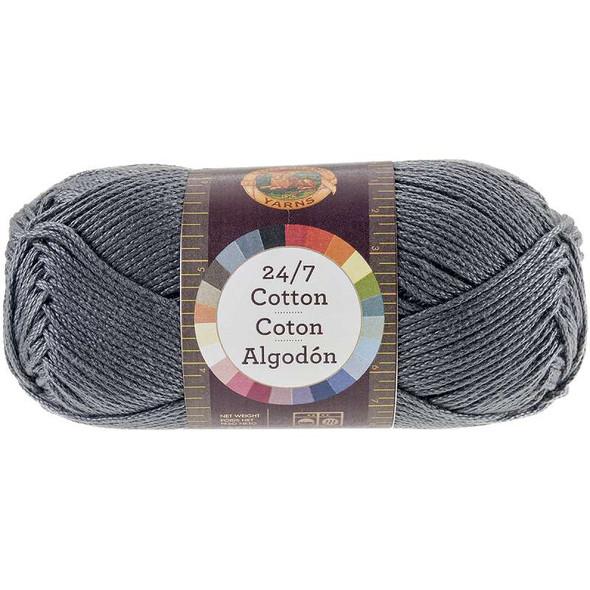 24/7 Cotton Yarn Charcoal