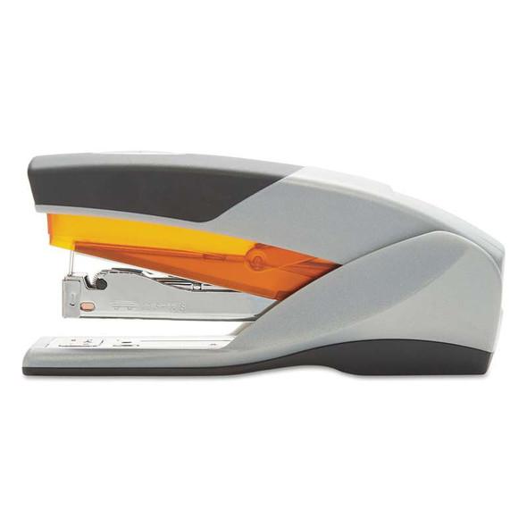 LightTouch Full Strip Desk Stapler Black