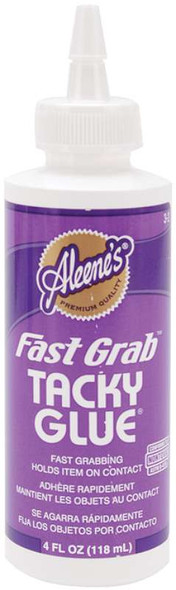Aleene's Fast Grab Tacky Glue 4oz