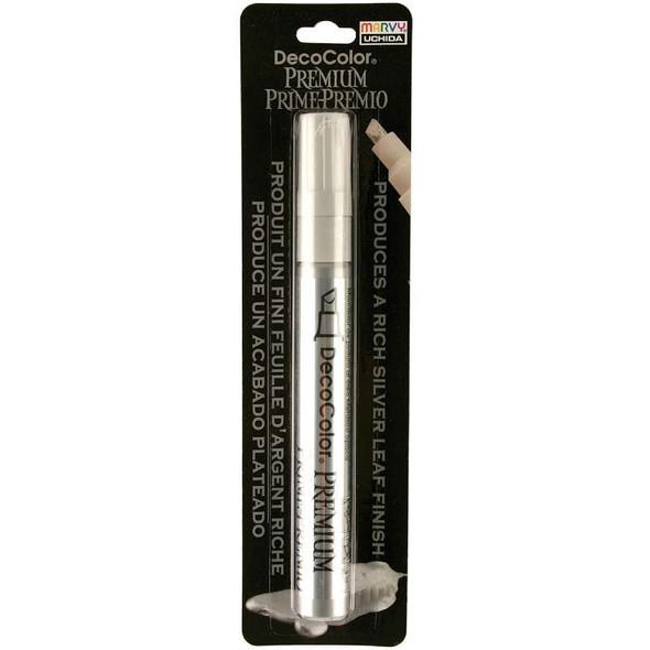 DecoColor Premium Chisel Paint Marker Silver