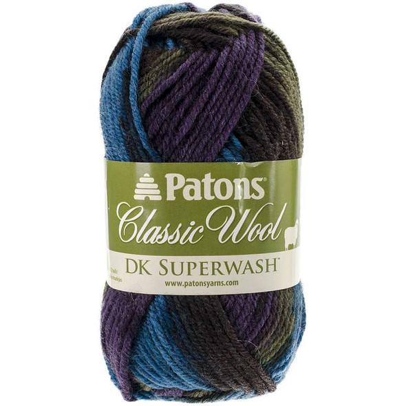 Classic Wool DK Superwash Yarn Welsh Coast