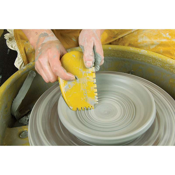 Catalyst Silicone Wedge Tool Yellow W-04