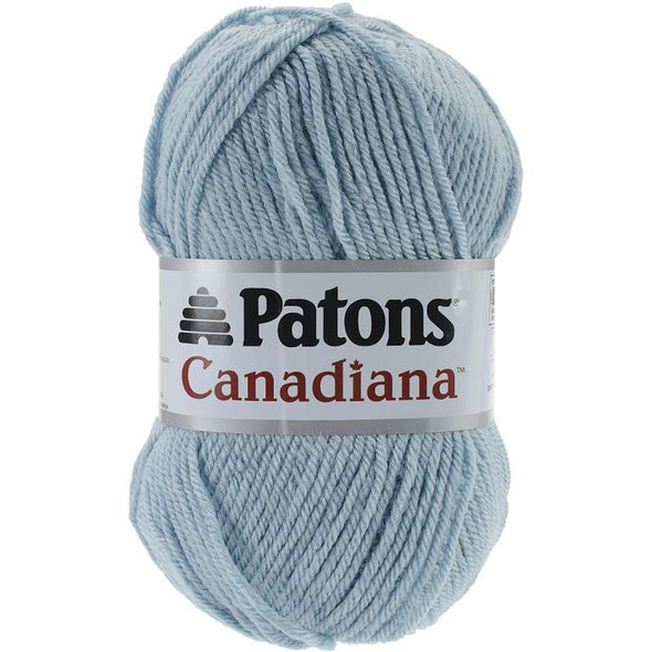 Canadiana Yarn - Solids Pale Teal