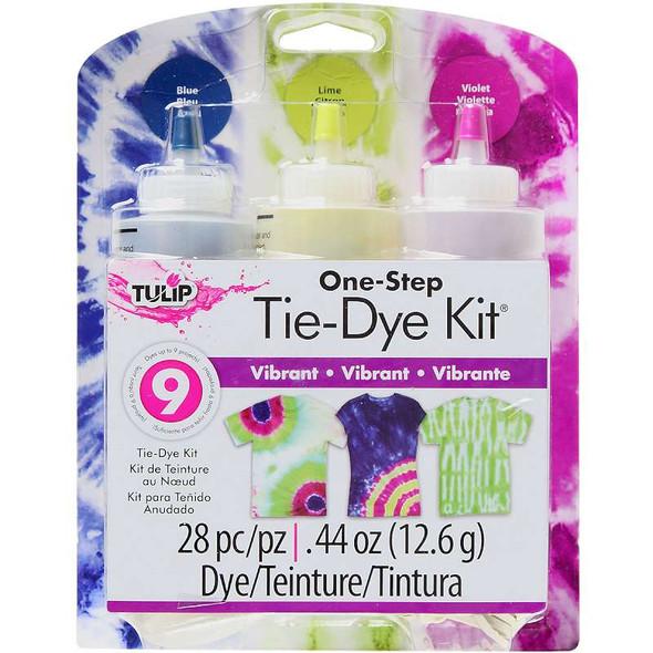 Tulip One-Step Tie-Dye Kit Vibrant