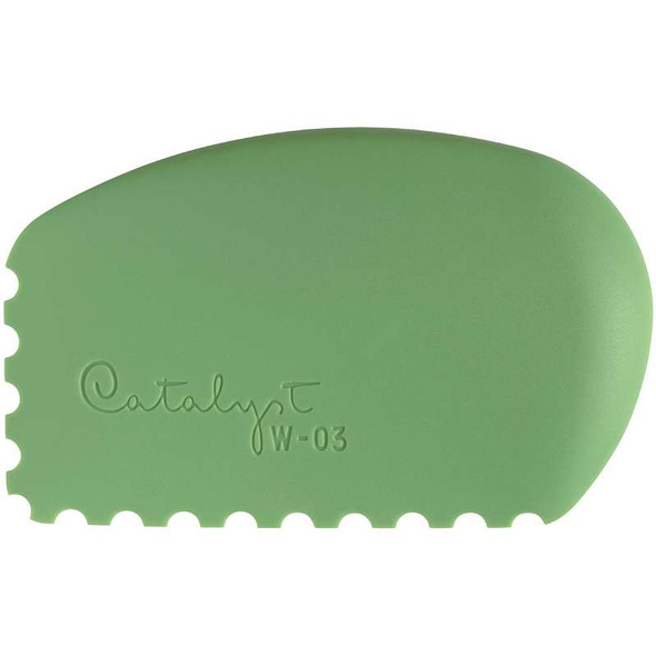 Catalyst Silicone Wedge Tool Green W-03
