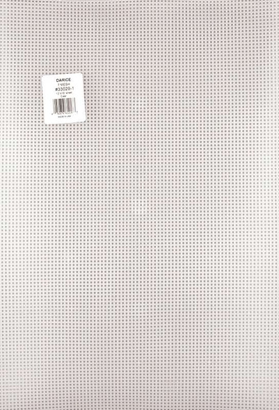"""Plastic Canvas 7 Count 12""""X18"""" Clear"""
