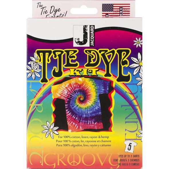 Jacquard Tie-Dye Kit Funky & Groovy