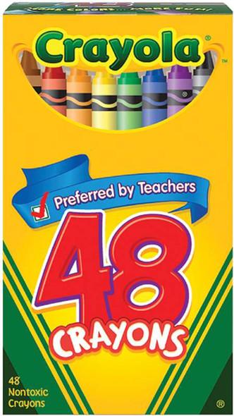 Crayola Crayons 48/Pkg