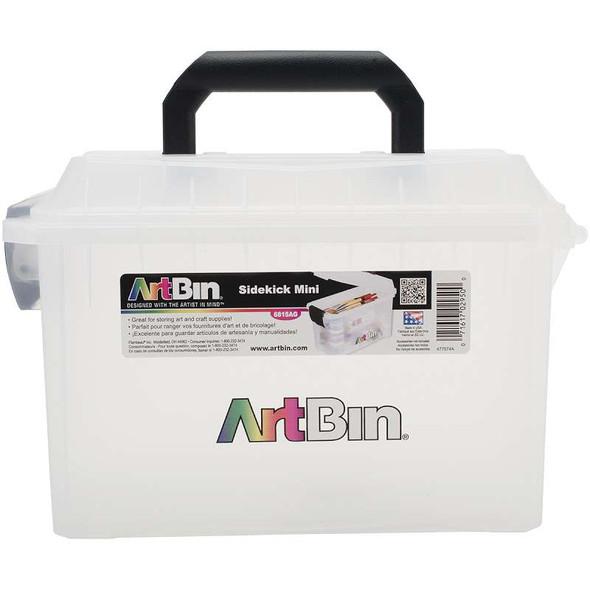 """ArtBin Mini Sidekick 9.625""""Lx7""""Hx4.5""""D"""