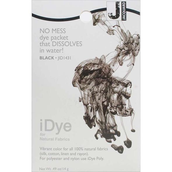 Jacquard iDye Fabric Dye 14g Black