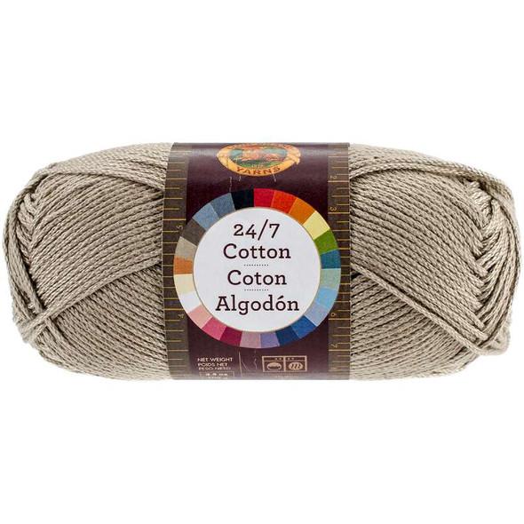 24/7 Cotton Yarn Taupe