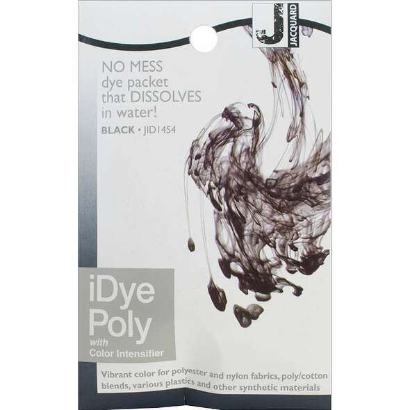 Jacquard iPoly Fabric Dye 14g Black