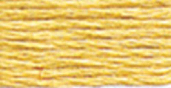 DMC Pearl Cotton Skein Size 5 27.3yd Light Old Gold