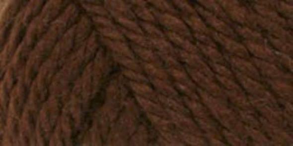 Red Heart Soft Yarn Chocolate