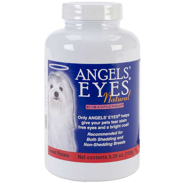 Angels' Eyes Natural Supplement For Dogs 150g Sweet Potato