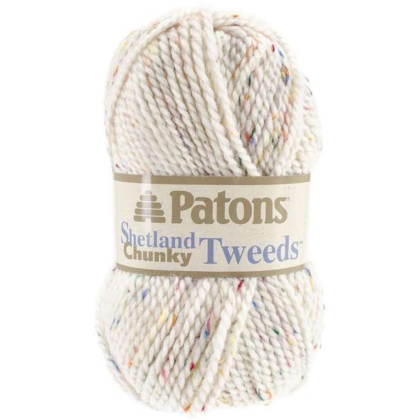 Shetland Chunky Yarn - Tweeds Aran
