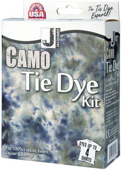 Jacquard Tie-Dye Kit Camo