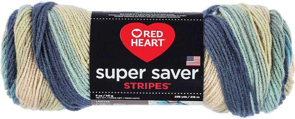 Red Heart Super Saver Yarn Sutherland Stripes