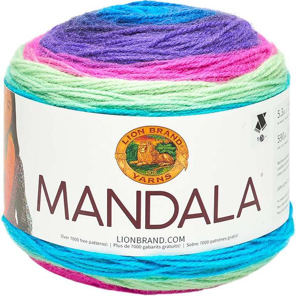 Lion Brand Yarn Mandala Troll