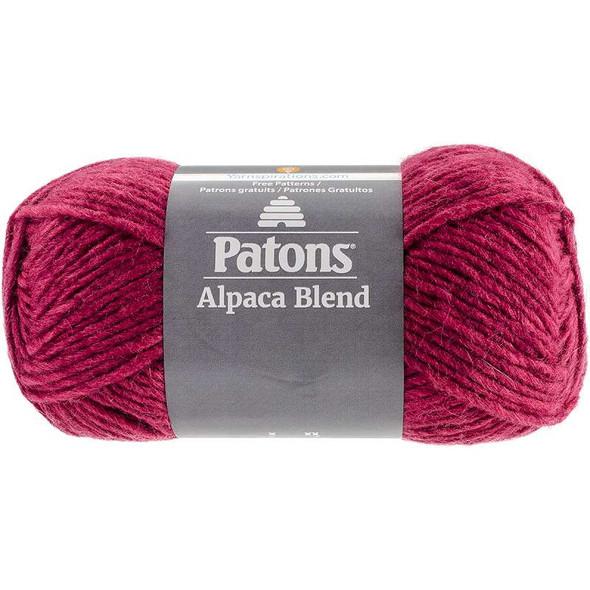 Alpaca Natural Blends Yarn Petunia