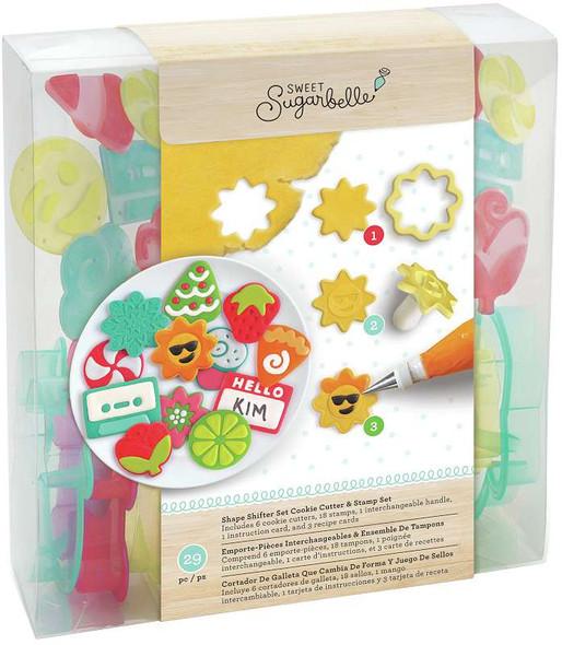 Sweet Sugarbelle Cookie Cutter Set 25/Pkg Shape Shifter