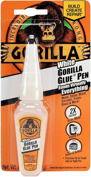 Gorilla Glue White Pen .75oz