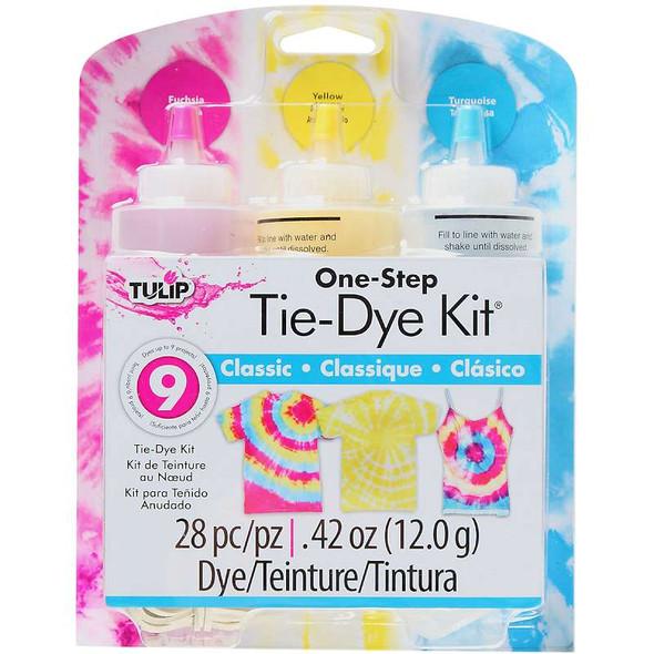 Tulip One-Step Tie-Dye Kit Classic