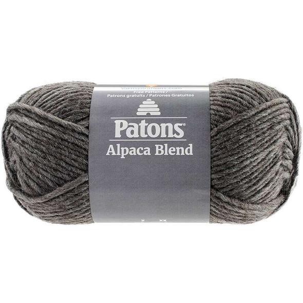 Alpaca Natural Blends Yarn Slate