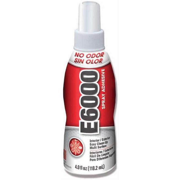 E6000 Spray Adhesive 4oz