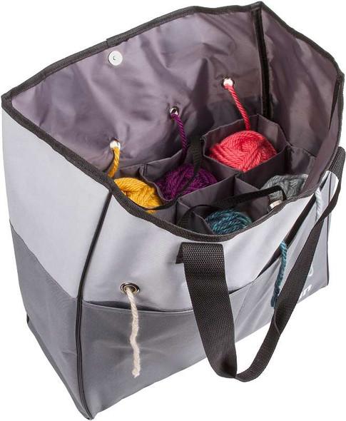 "ArtBin Yarn Tote Knitting & Crochet Bag 12.5""X10.25""X3.5"""