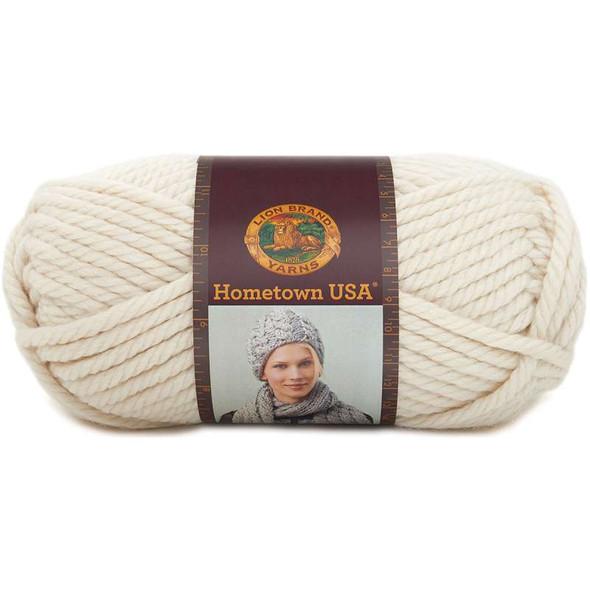 Hometown USA Yarn Houston Cream