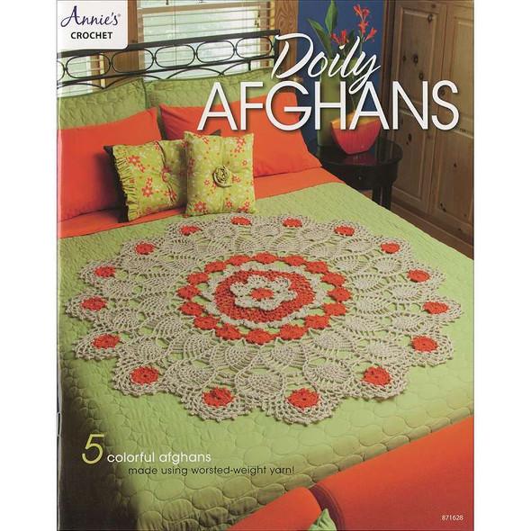 Annie's Books Doily Afghans