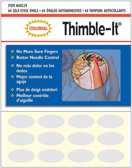 Thimble-It Finger Pads 64/Pkg