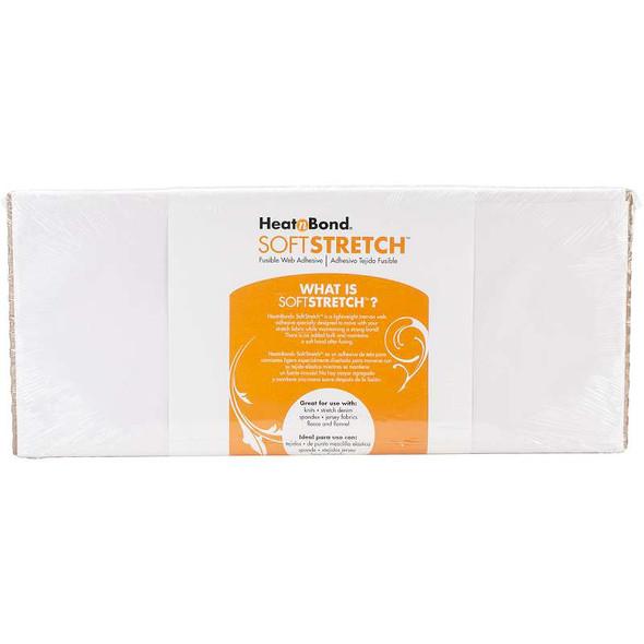"""Heat'n Bond Lite Soft Stretch Iron-On Adhesive 17""""X20yd FOB: MI"""