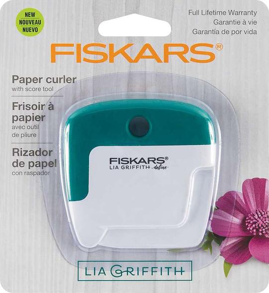 Fiskars Lia Griffith Paper Curler White/Teal