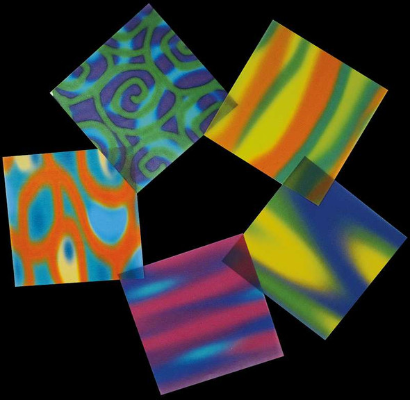 Origami Paper Pack Funky Vellum 30 Sheets