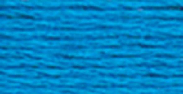 DMC Pearl Cotton Skein Size 5 27.3yd Dark Electric Blue