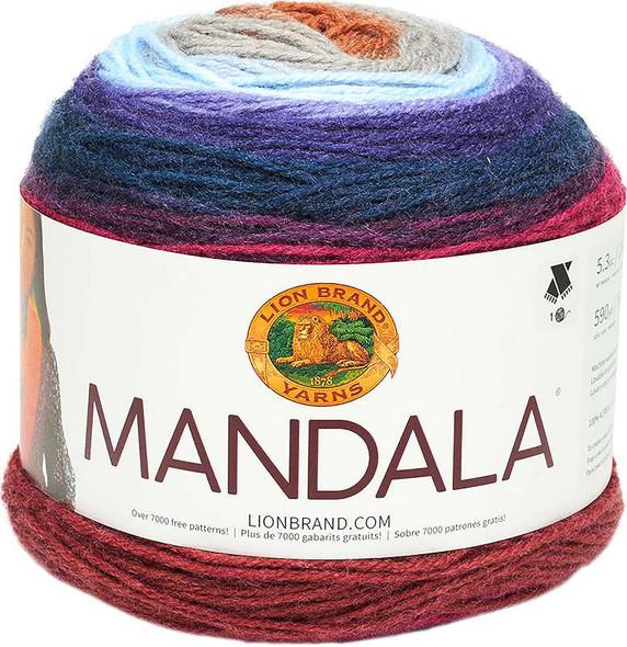 Lion Brand Yarn Mandala Griffin